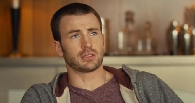 Chris Evans in Playing It Cool