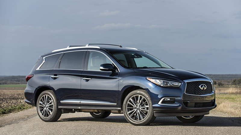Whats The Difference Between The Infiniti Jx35 And Qx60