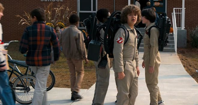 Spooky First 'Stranger Things' Season 2 Teaser Reveals Halloween Premiere