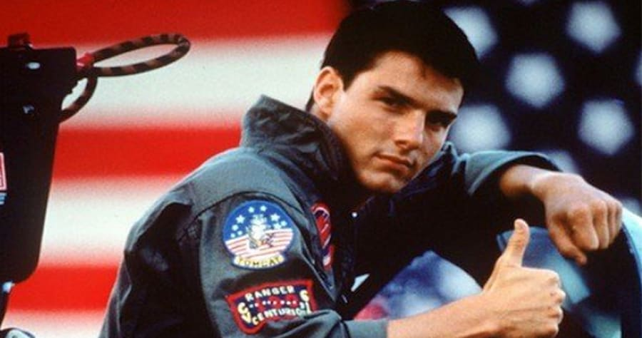 Top Gun 2 is 'definitely happening', says Tom Cruise