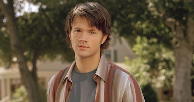 Jared Padalecki as Dean Forest in GILMORE GIRLS