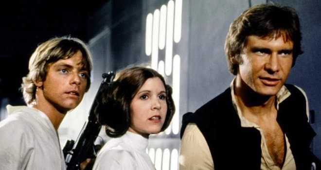 Mark Hamill's Reaction to Carrie Fisher & Harrison Ford's Fling Is Hilarious