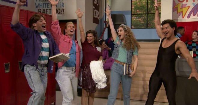 saved by the bell reunion