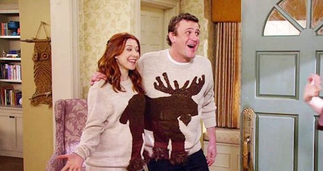 19 times lily and marshall from how i met your mother