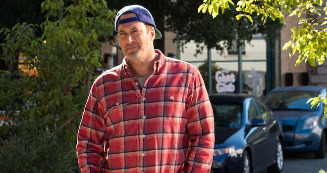 Scott Patterson as Luke in GILMORE GIRLS: A YEAR IN THE LIFE