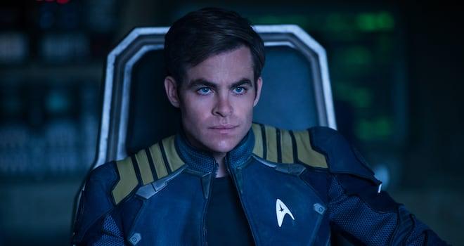 Captain James T Kirk in STAR TREK BEYOND