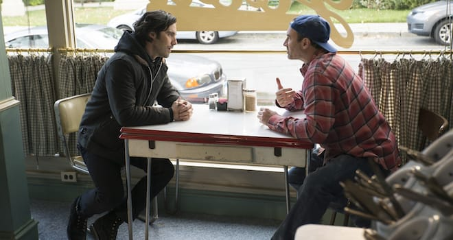 Milo Ventimiglia, Scott Patterson in GILMORE GIRLS: A YEAR IN THE LIFE