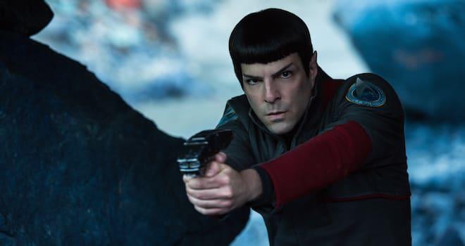 Spock in STAR TREK BEYOND