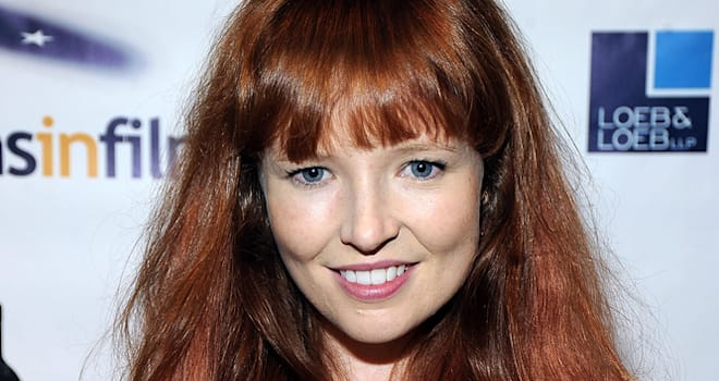 Stef Dawson at a Screening of 'Warrior' in Los Angeles on August 19, 2011