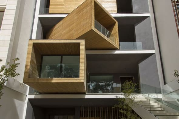 House that rotates