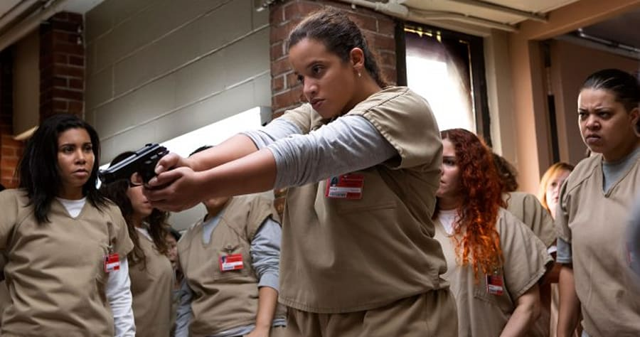 'Orange Is the New Black' Season 5 Has 'Surprises' & 'a Cliffhanger'