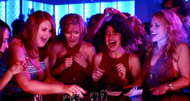 Scarlett Johansson's Bachelorette Party Gets Out of Control in 'Rough Night' Trailer