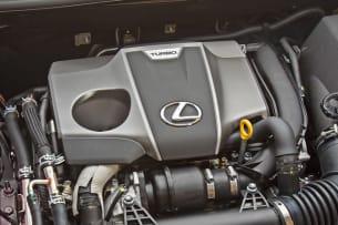 2015 Lexus NX 200t turbo engine