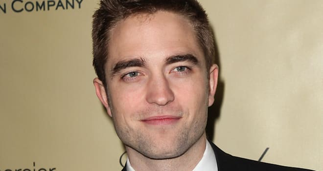 Robert Pattinson at The Weinstein Company's 2013 Golden Globes After-Party