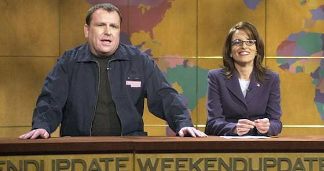 tina fey, colin quinn, snl, c-word, saturday night live, 30 rock