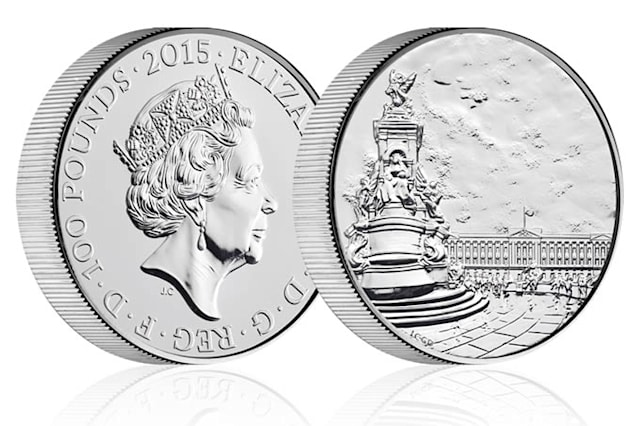 Royal Mint's £100 coin re-released after selling out