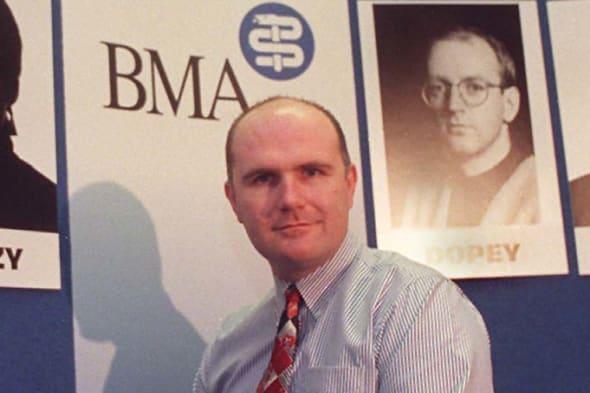 Dr Mark Porter
