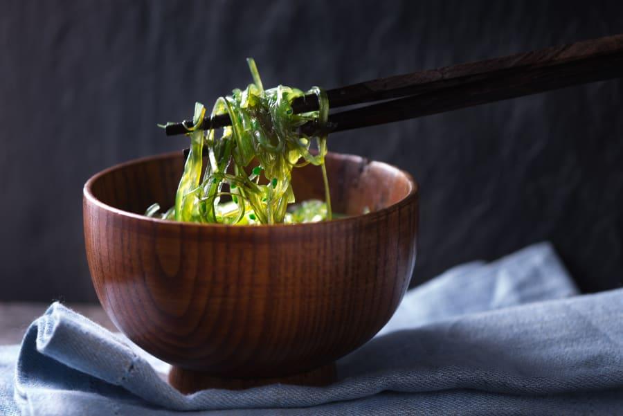 Already love Japanese seaweed salad?