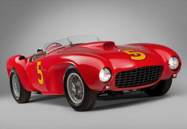 1953 Ferrari 375 MM Spider
