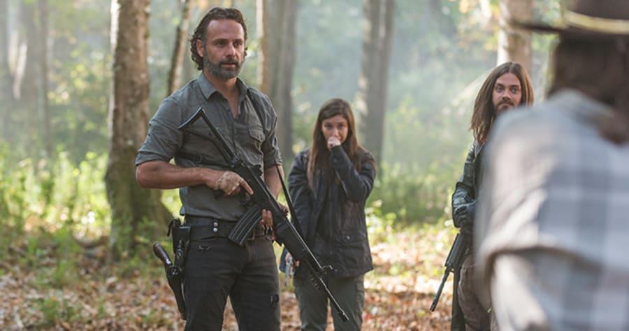 The Walking Dead Villain Watch season 8, episode 9: Honor