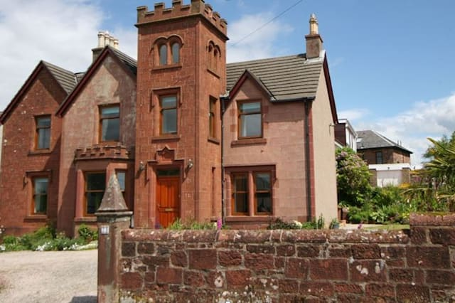 The Scottish house