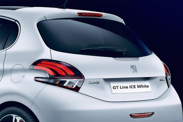 PEUGEOT 208 GT Line - ICE EDITION
