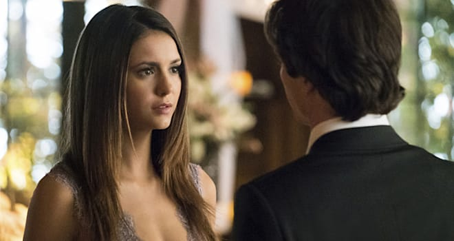 Nina Dobrev Script Photo Confirms 'The Vampire Diaries' Finale Return