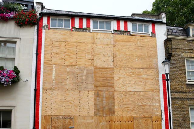 Infamous Kensington house set for demolition