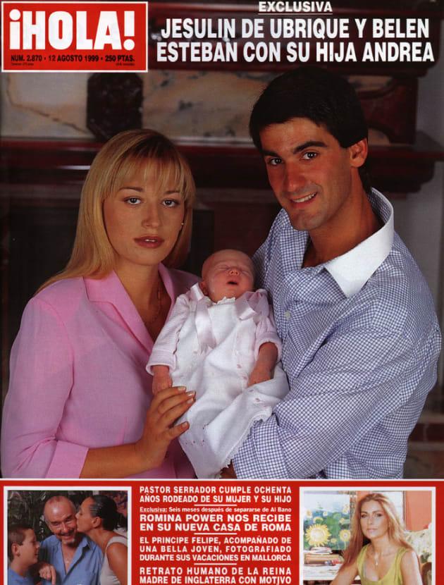 ¿Es lícito mostrar el rostro de Andrea Janeiro si su madre y ella misma han pedido