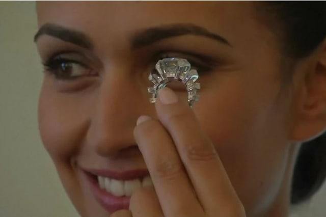 Sky Blue diamond to be sold at auction