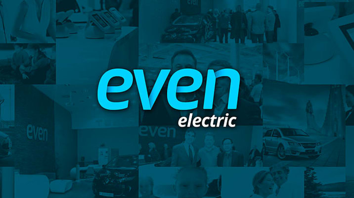 EVEN electric logo