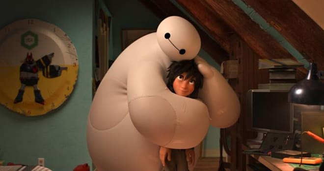 Big Hero 6, Baymax