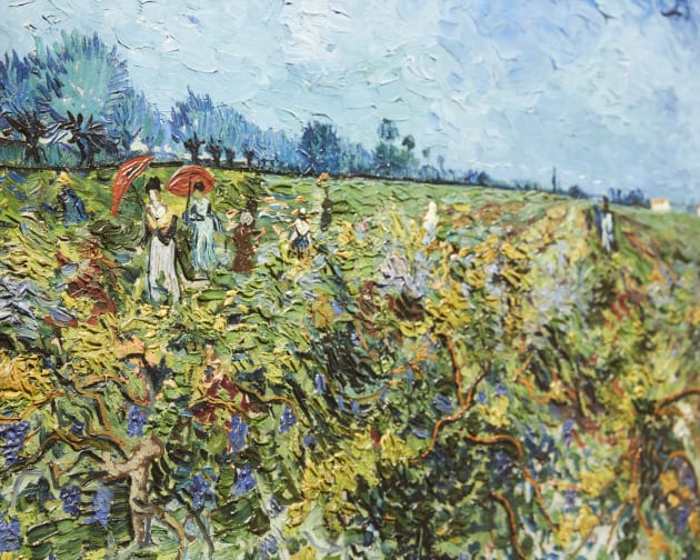 'Van Gogh and the Seasons' has opened at the National Gallery of