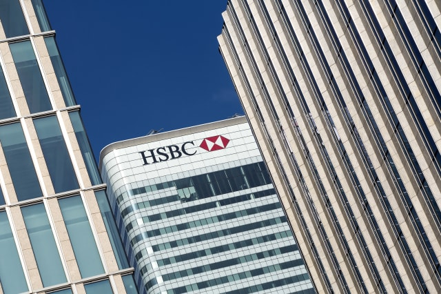 HSBC Bank Headquarters London