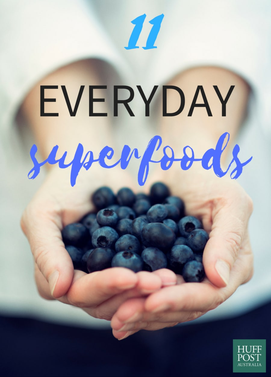 Here Are 11 Everyday Superfoods That Won't Break The