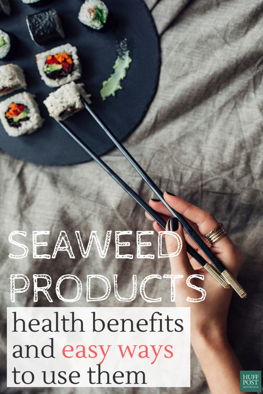 Seaweed Is Amazing For You, Here Are 10 Easy Ways To Use