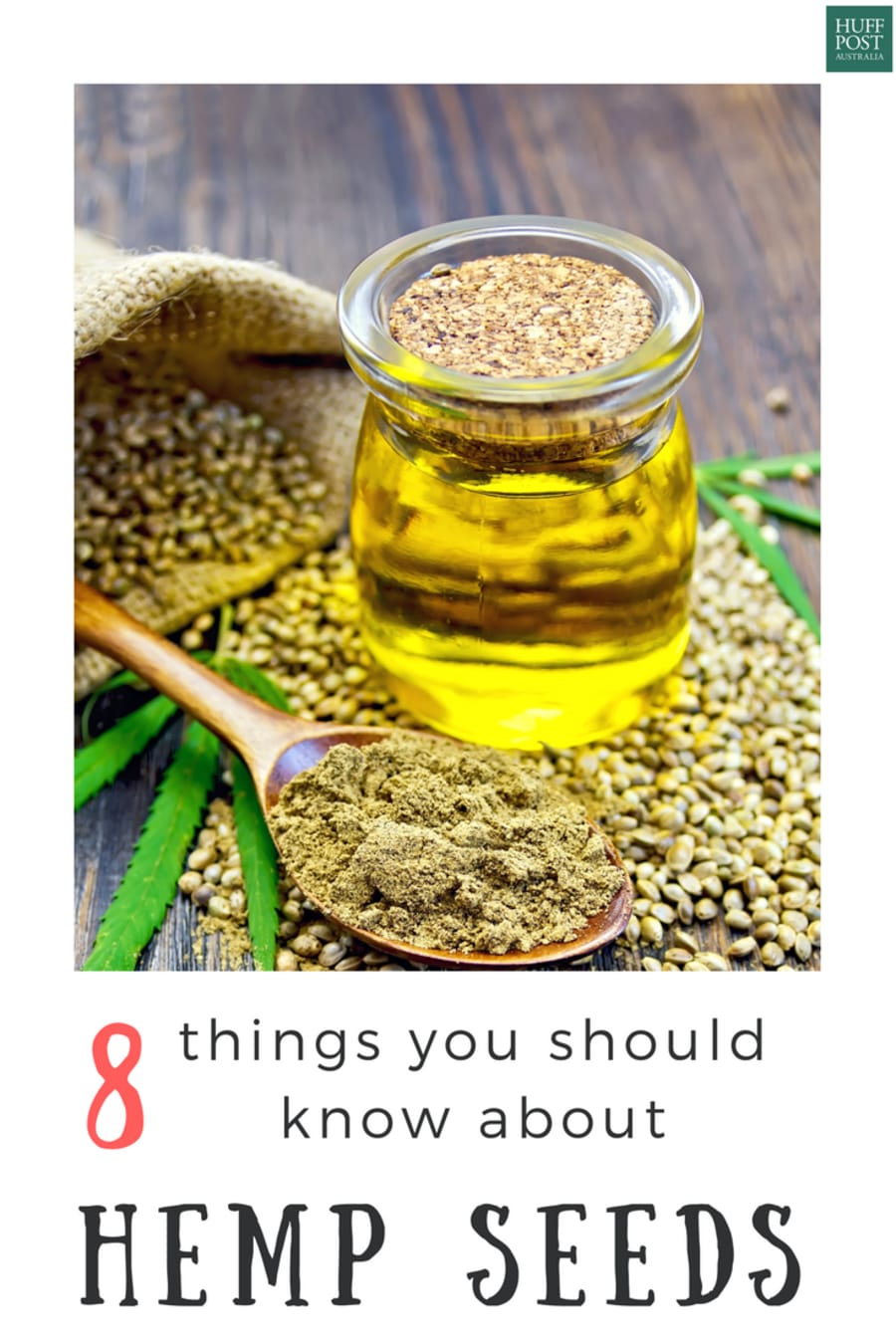 8 Things You Should Really Know About Hemp
