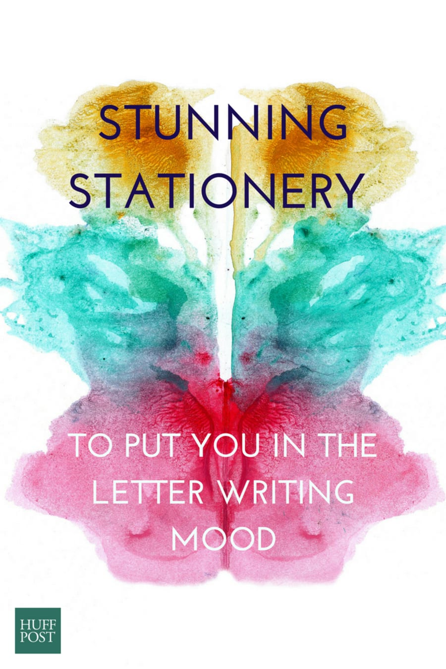 Stationery So Cute You'll Want To Write Someone A Letter