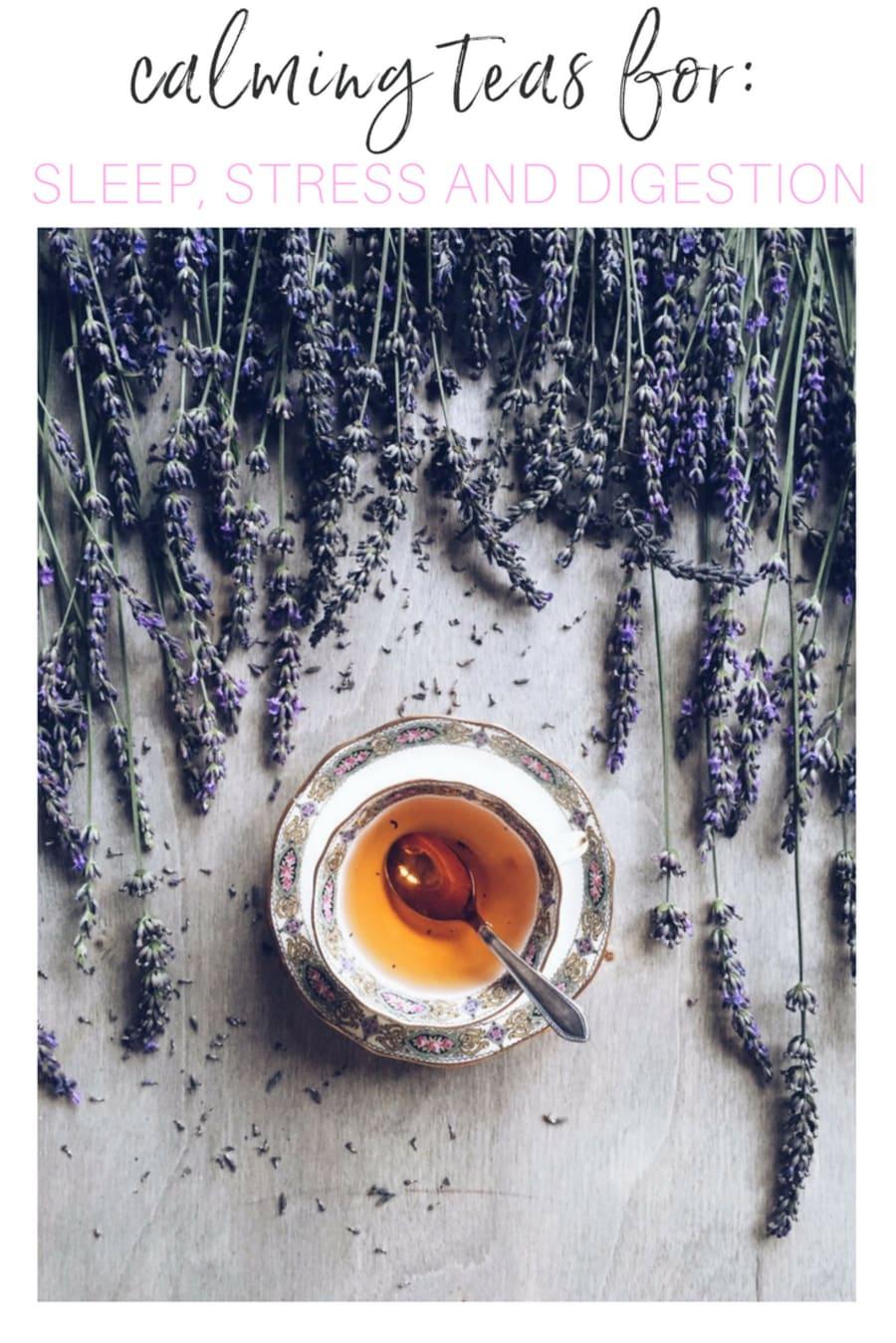 Calming Teas For Sleep Stress And Digestion Huffpost Australia Zoe Powder Mix Green Tea Getty