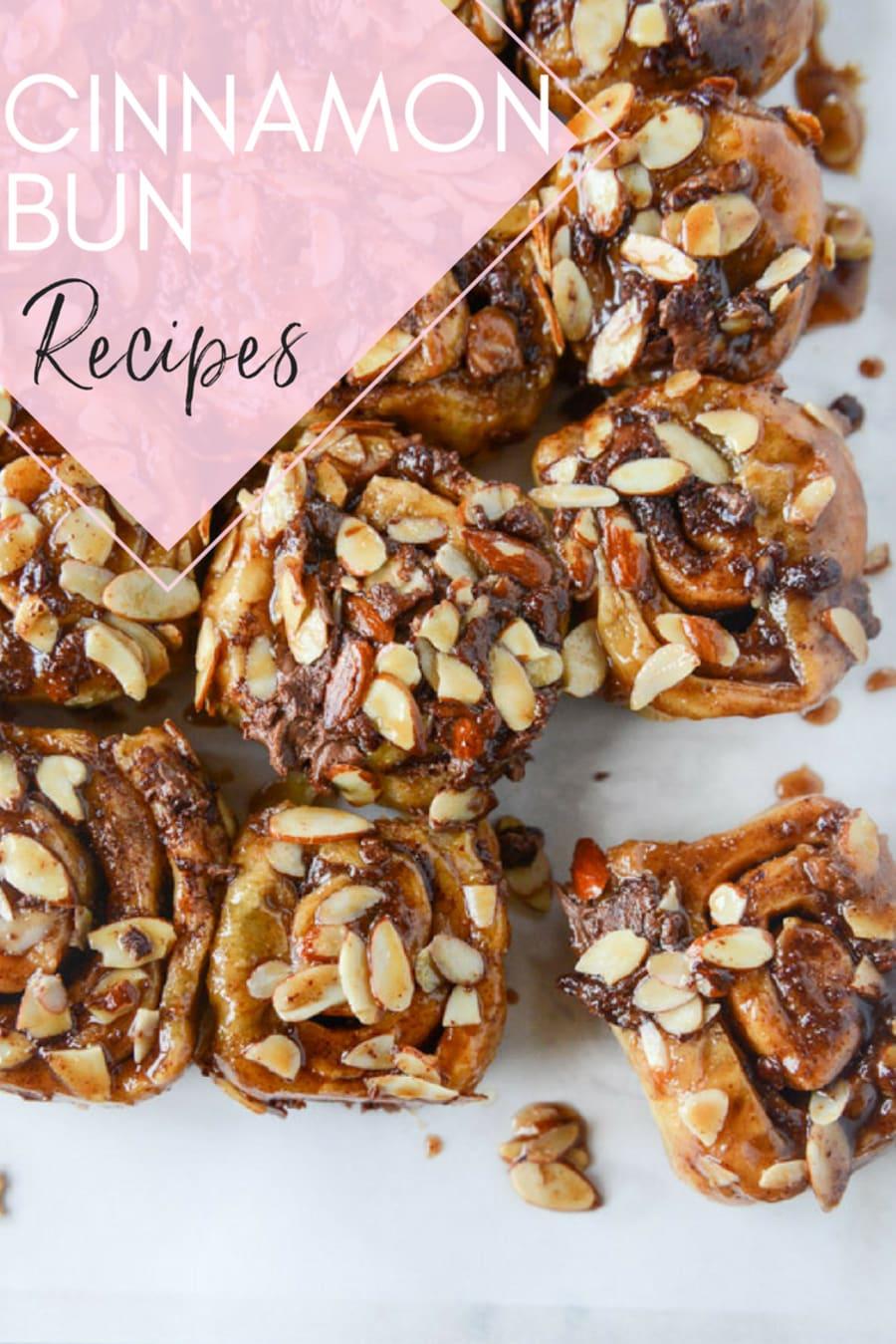 6 Cinnamon Bun Recipes To Keep You Nice And