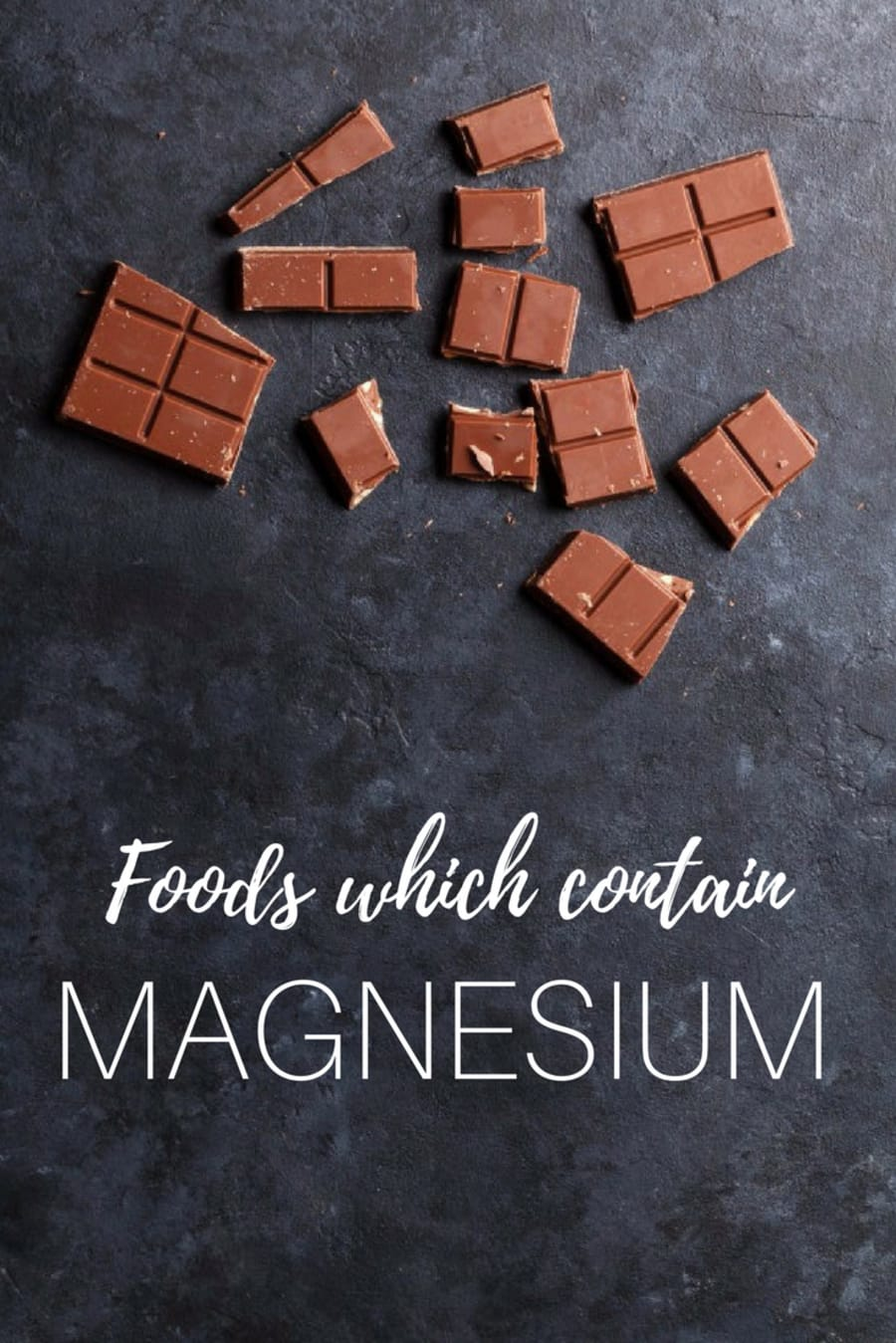 What Foods Contain