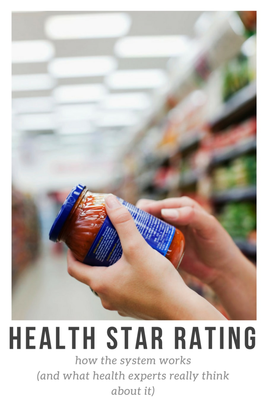 What Health Experts Really Think Of The 'Health Star
