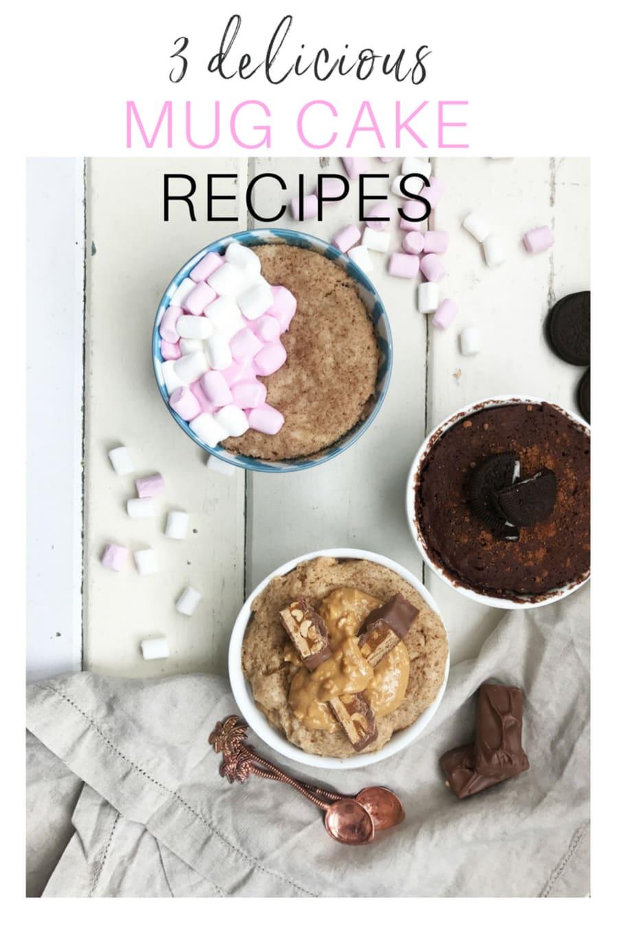 How To Make Mug Cake 3