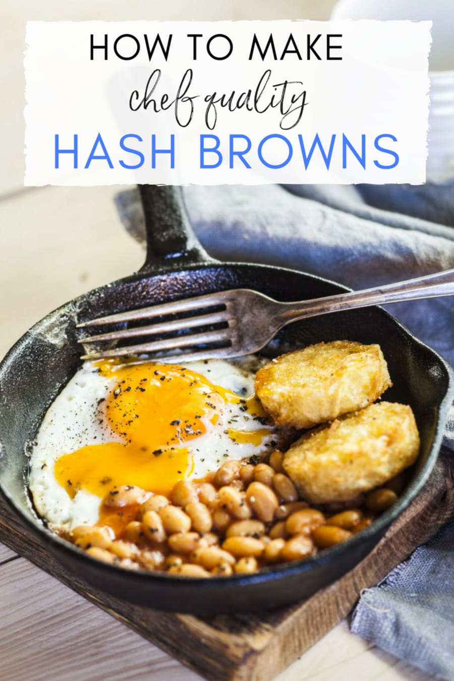The Secrets To Making Chef-Quality Hash