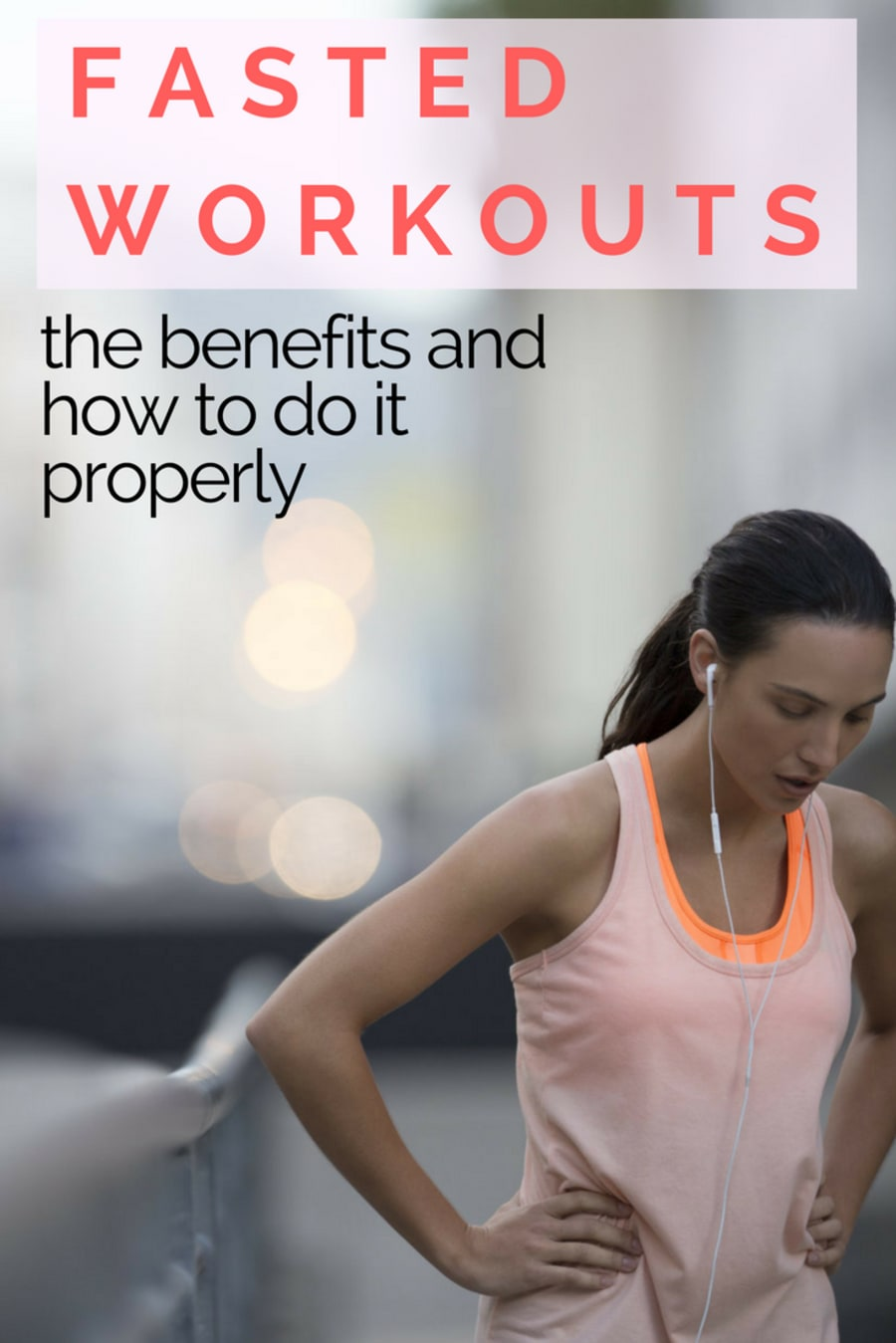 How Fasted Workouts Can Help You Achieve Fitness