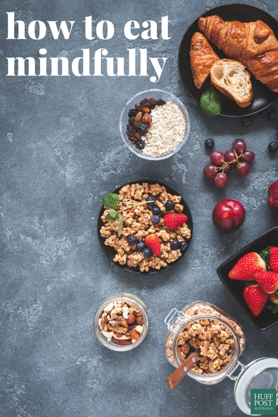How Eating Mindfully Can Help With Weight