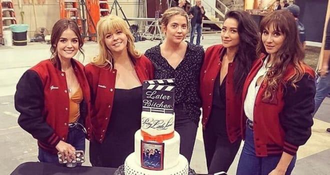 pretty little liars, season 7, production, cast
