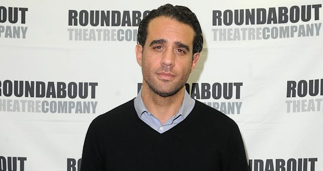 Bobby Cannavale in New York on March 1, 2013