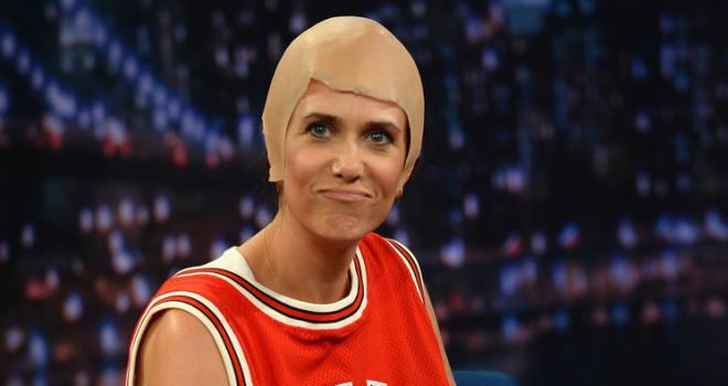 Kristen Wiig as Michael Jordan
