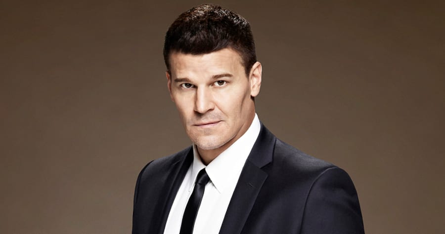 BONES: David Boreanaz returns as FBI Special Agent Seeley Booth. The eleventh season of BONES premieres Thursday, Oct. 1 (8:00-9:00 PM ET/PT) on FOX. ©2014 Fox Broadcasting Co. Cr: Brian Bowen Smith/FOX